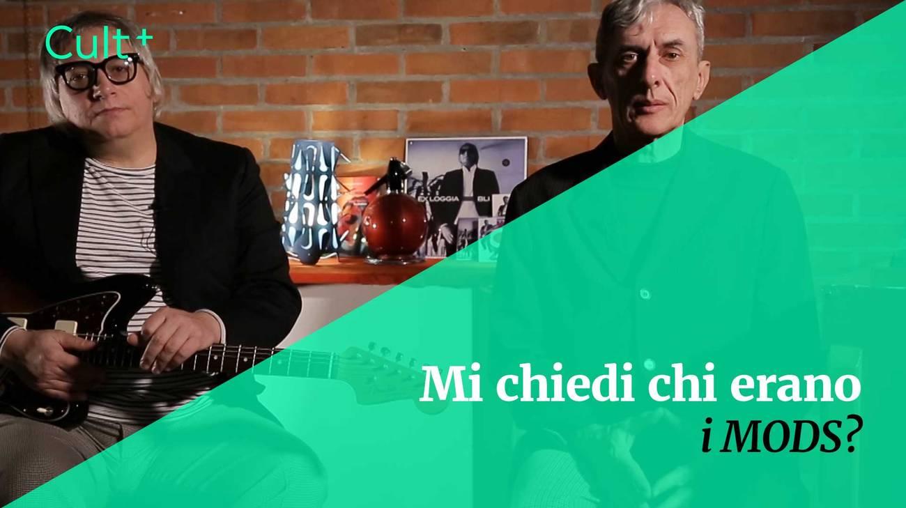 Tony Face Bacciocchi e Alex Loggia (l)