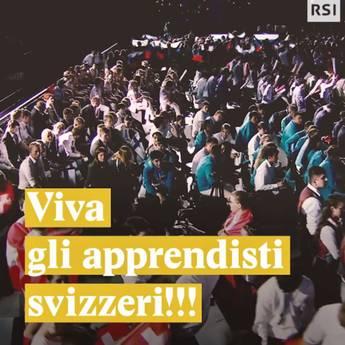 Viva gli apprendisti svizzeri!!!