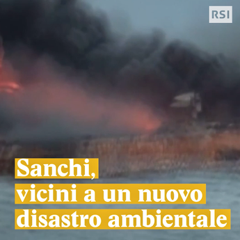 Sanchi, un nuovo disastro ambientale?