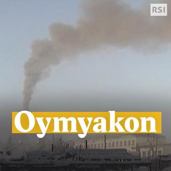 Oymyakon, un villaggio glaciale