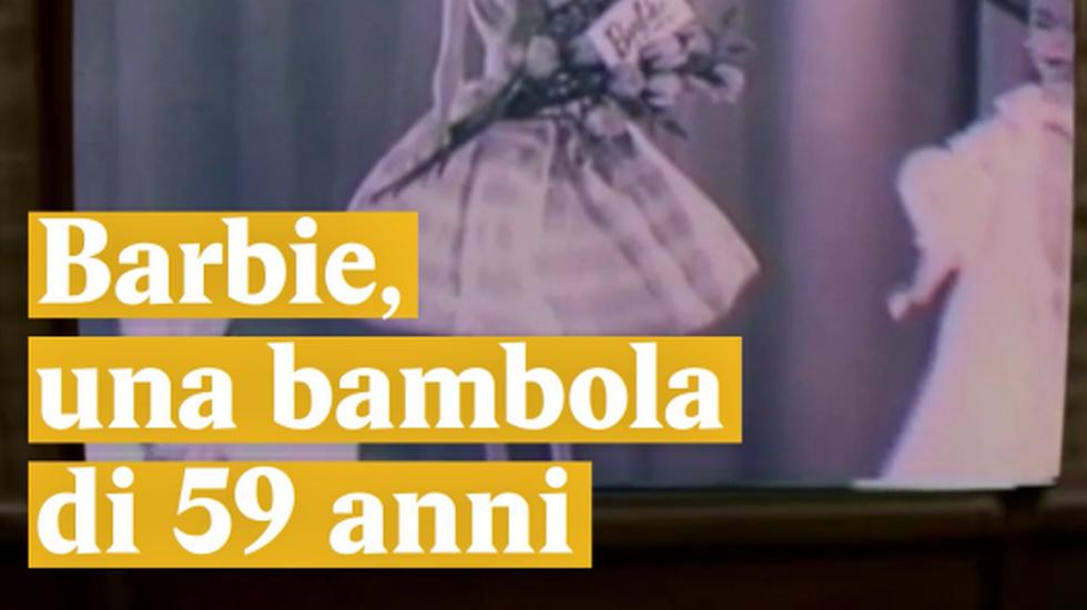 Barbie, una bambola di 59 anni
