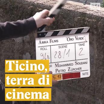 Ticino, terra di cinema