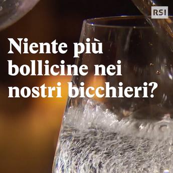 Niente più bollicine nei nostri bicchieri?