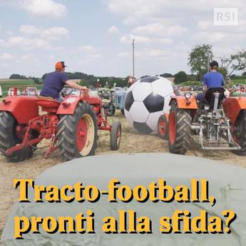 Tracto-football, pronti alla sfida?