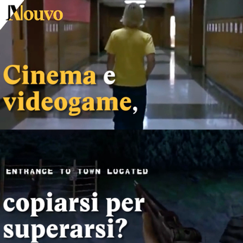 Cinema e videogame, copiarsi per superarsi?