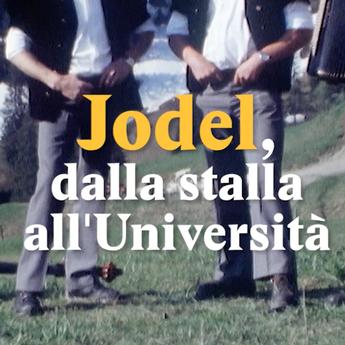 Jodel, dalla stalla all'Università