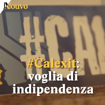#Calexit: voglia di indipendenza