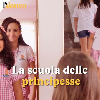 La scuola delle principesse