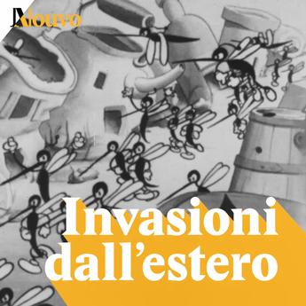 Invasioni dall'estero