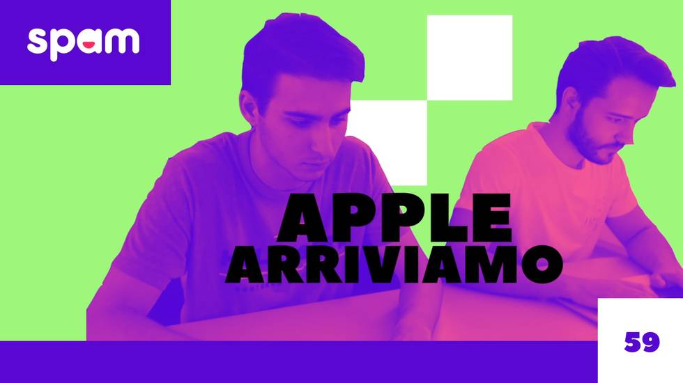APPLE ARRIVIAMO! (m)