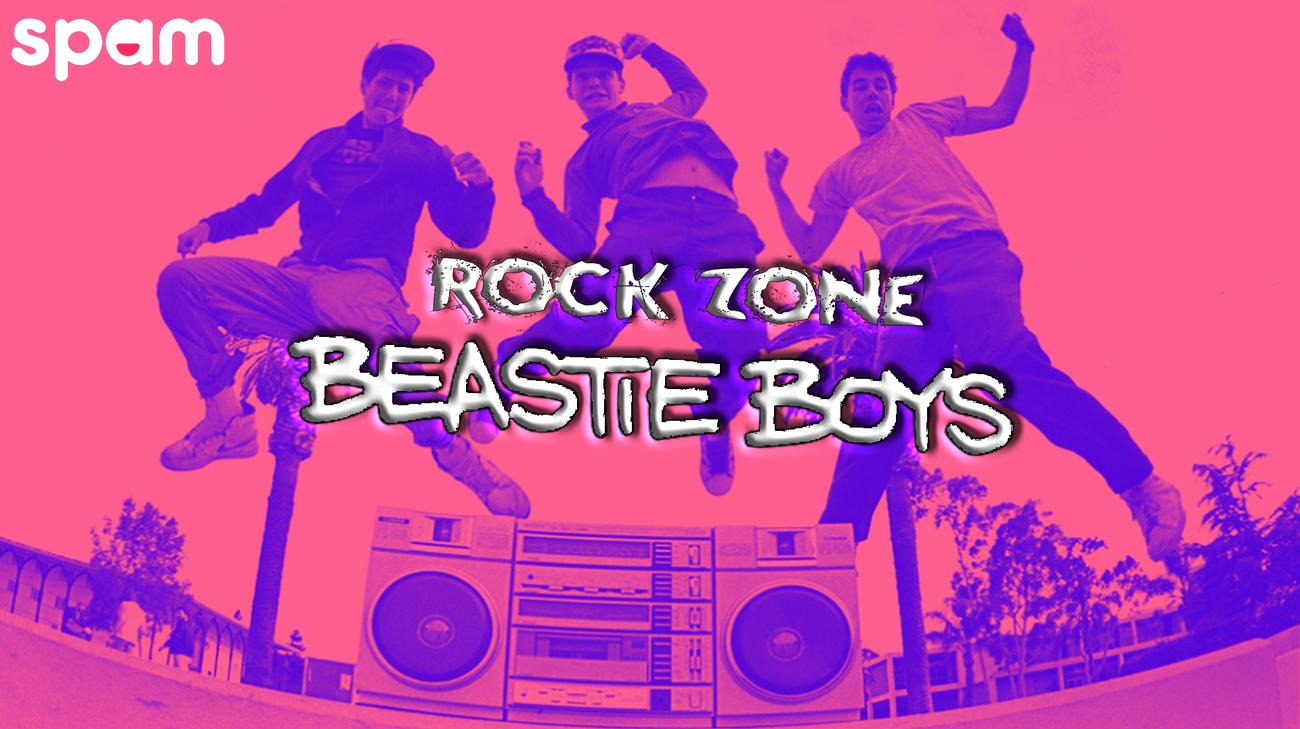 #ROCKZONE BEASTY BOYS (l)