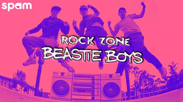 #ROCKZONE BEASTY BOYS (s)