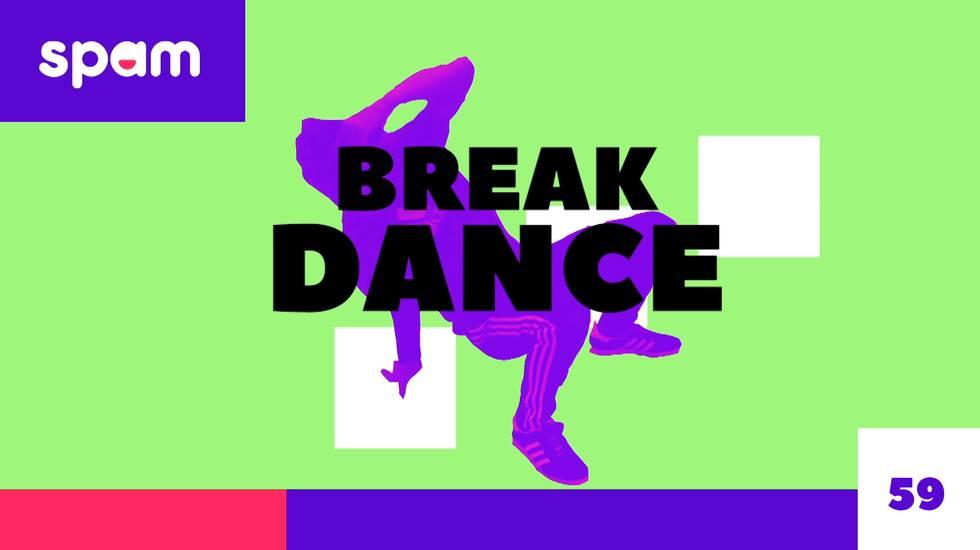 #SPORT BREAK DANCE (m)