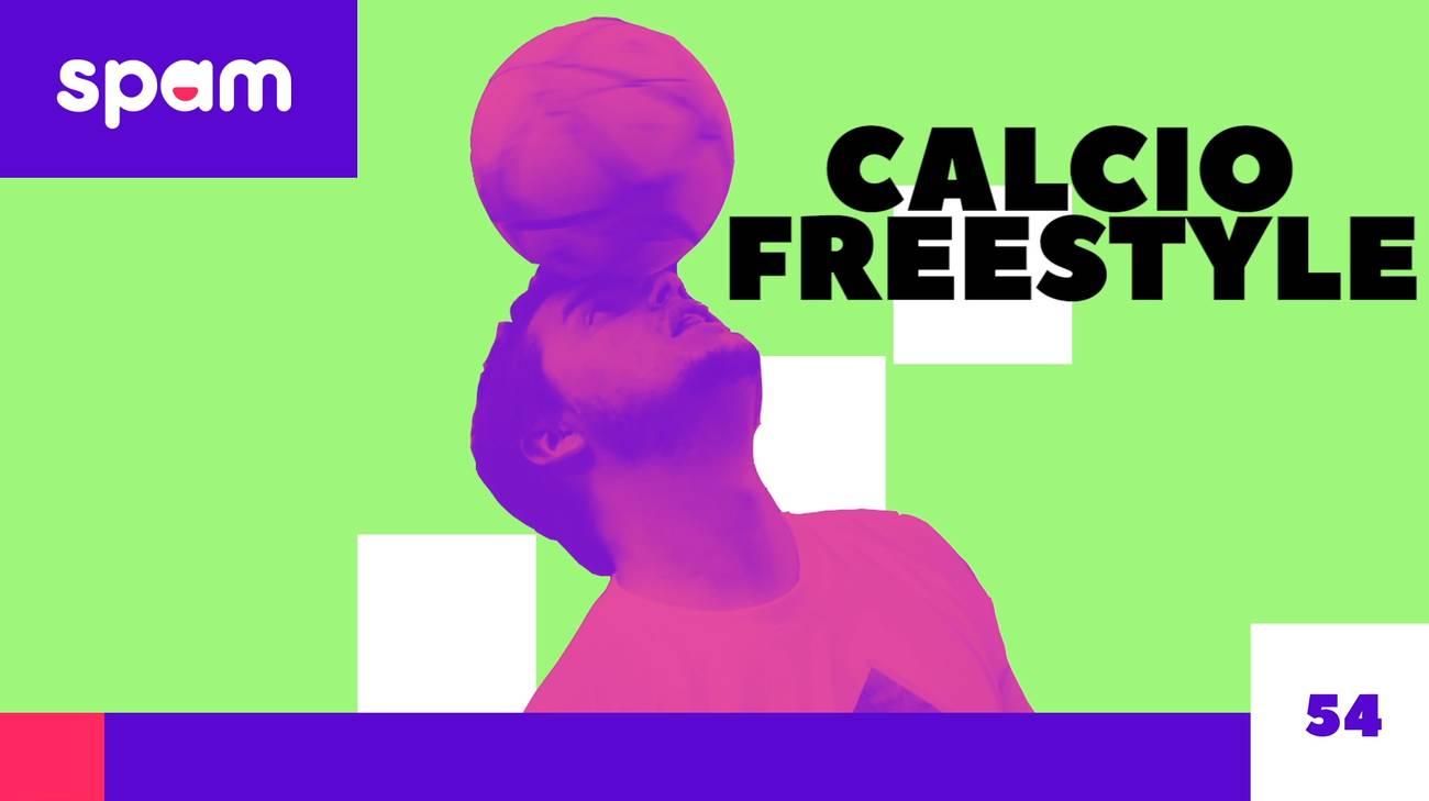 #SPORT CALCIO FREESTYLE (l)