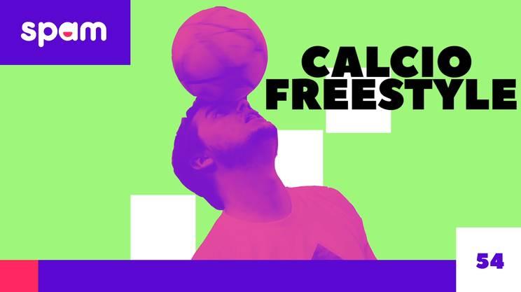 #SPORT CALCIO FREESTYLE (s)