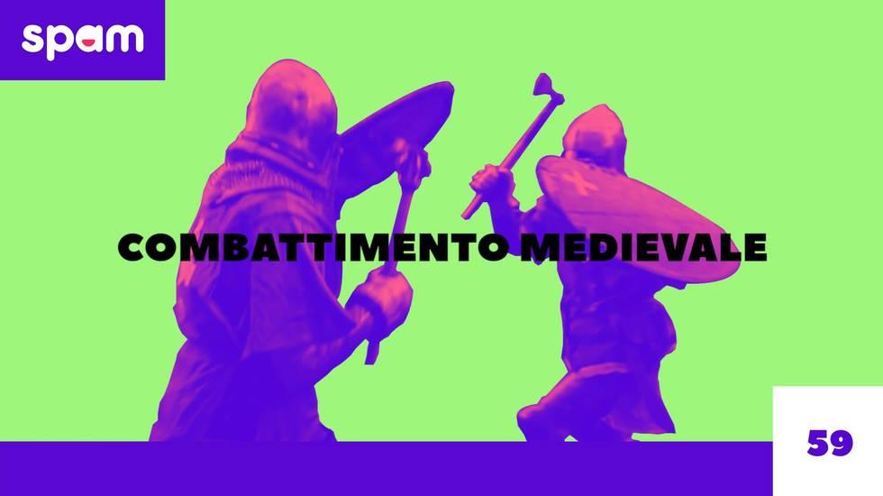 COMBATTIMENTO MEDIEVALE (m)