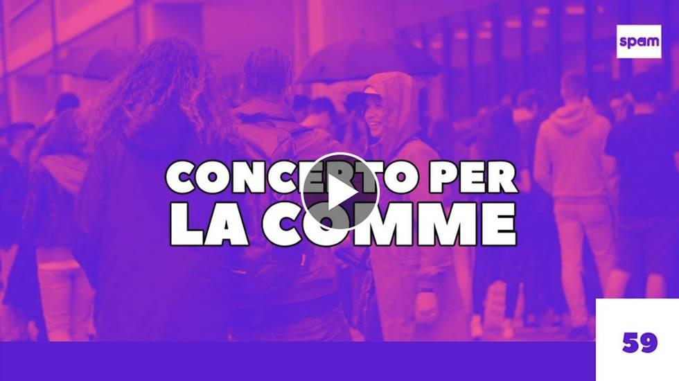 CONCERTO PER LA COMME (m)