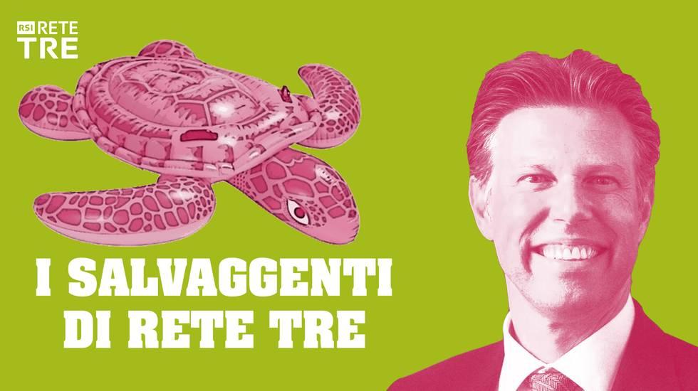I SALVAGGENTI DI RETE TRE (m)