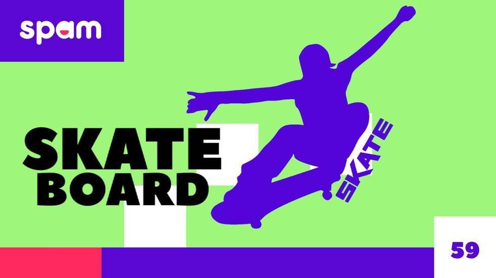 #SPORT SKATEBOARD (m)