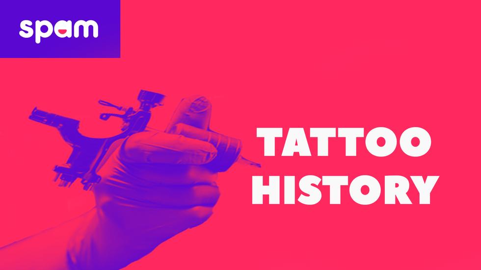 Il mondo dei tatuaggi (m)
