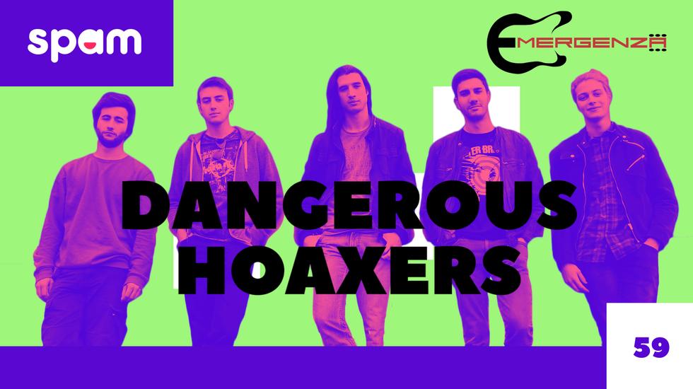 DANGEROUS HOAXERS (m)