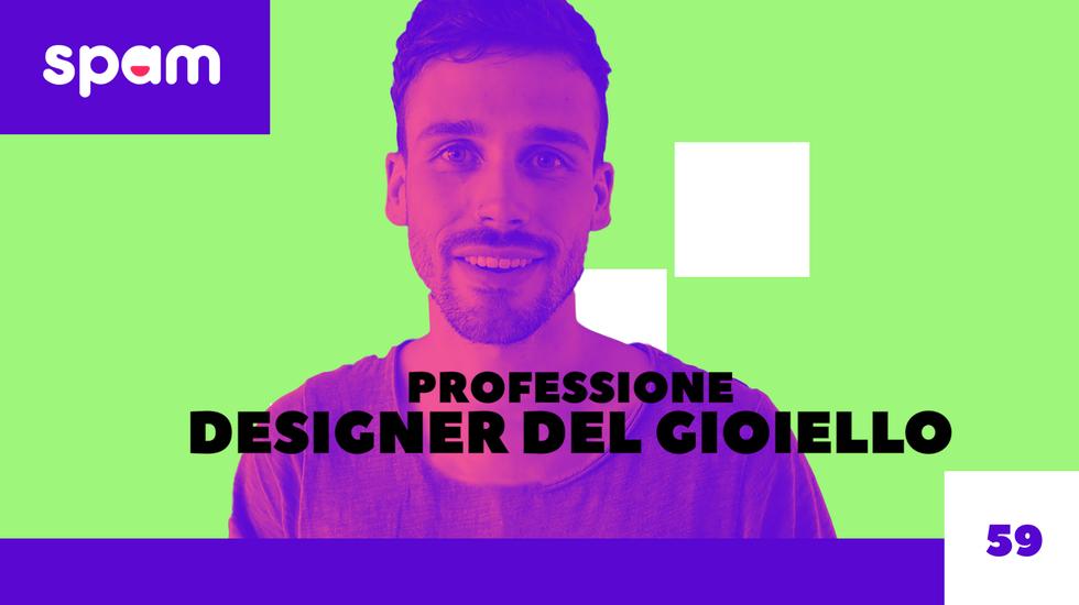 DESIGNER DEL GIOIELLO (m)