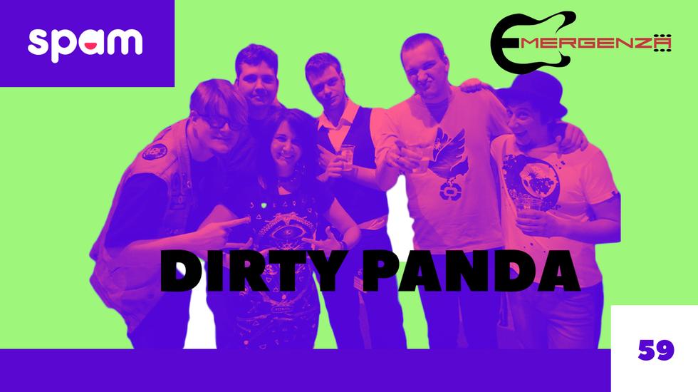 DIRTY PANDA (m)