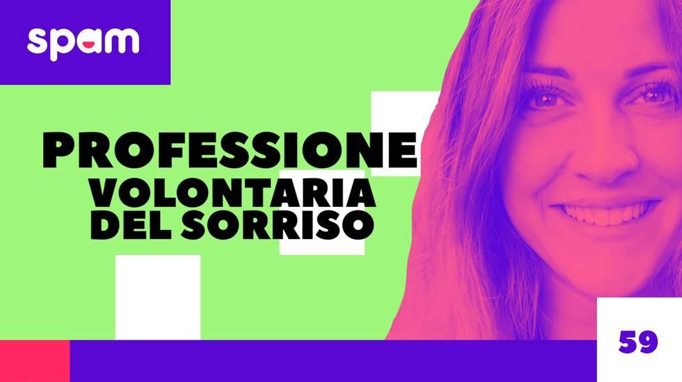 PROFESSIONE VOLONTARIA DEL SORRISO (m)