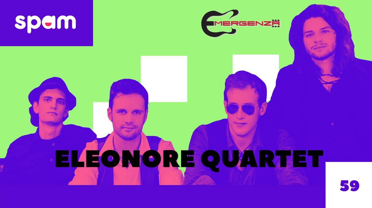 ELEONORE QUARTET (l)