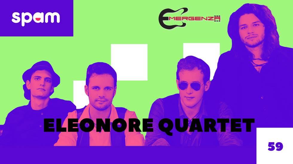 ELEONORE QUARTET (m)