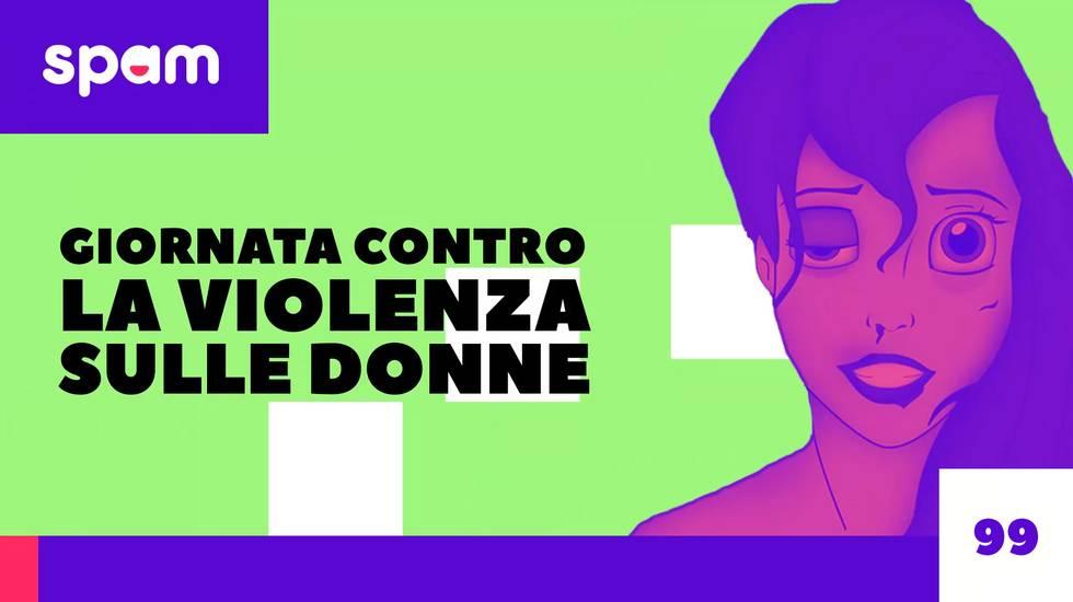 UN' INTELLIGENTE CAMPAGNA DI SENSIBILIZZAZIONE CONTRO LA VIOLENZA SULLE DONNE (m)