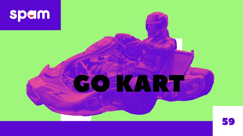#SPORT GO-KART (m)