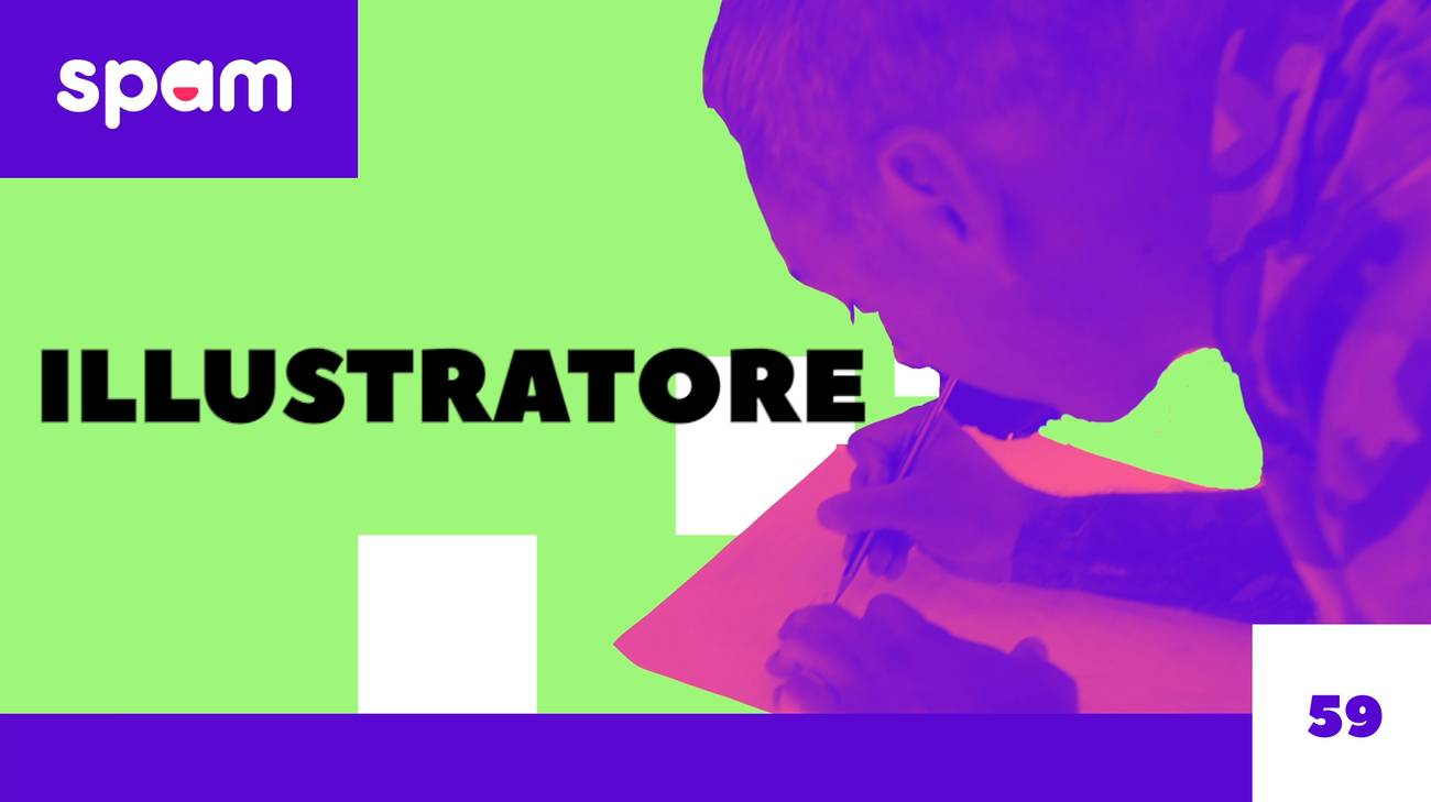 PROFESSIONE ILLUSTRATORE (l)