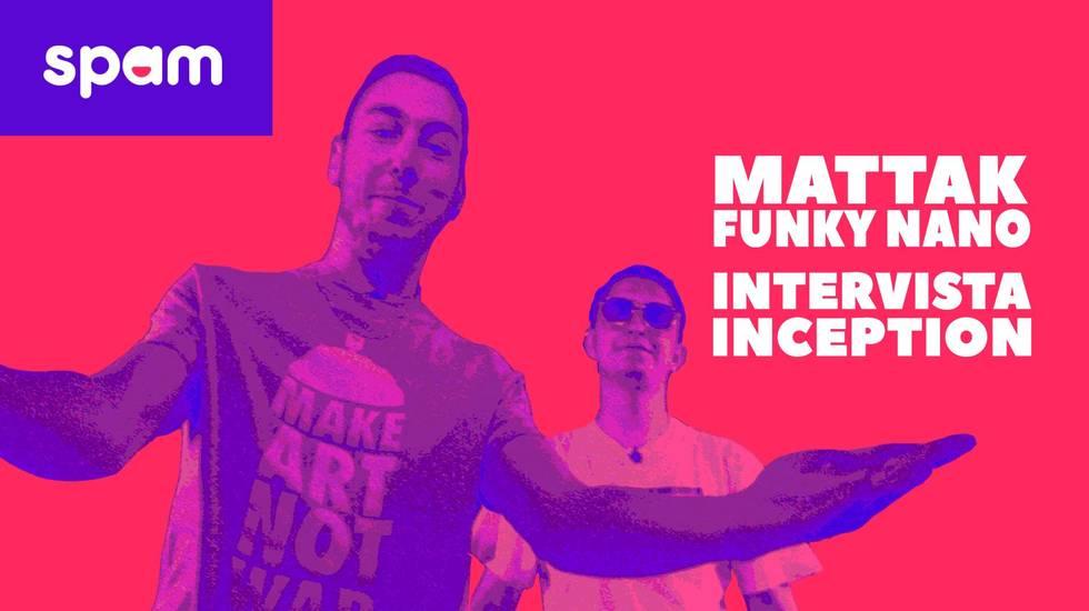 MATTAK INTERVISTA FUNKY NANO (m)