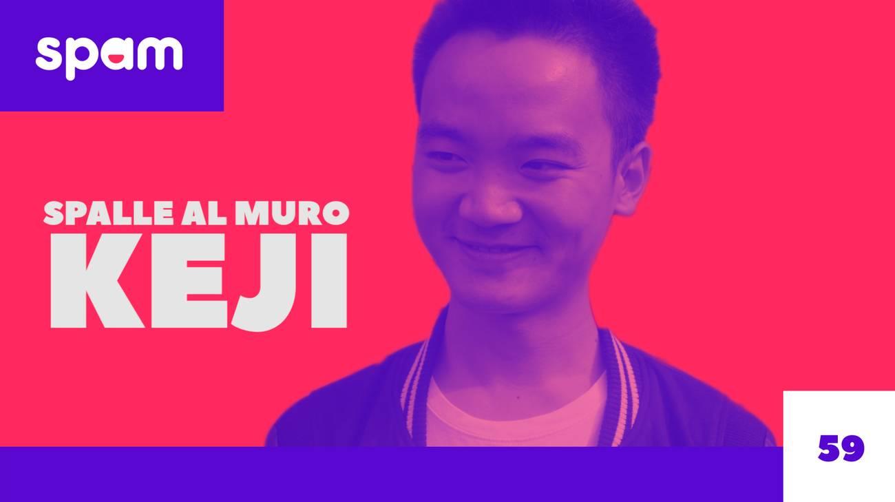 #SPALLEALMURO KEJI (l)