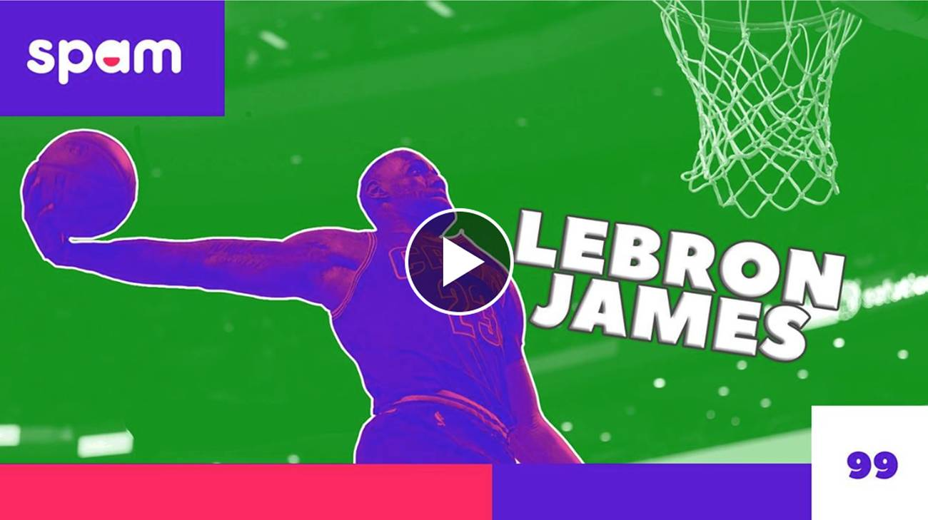 LA STORIA DEL PRESCELTO DELL'NBA (l)