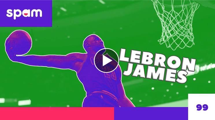 LA STORIA DEL PRESCELTO DELL'NBA (s)