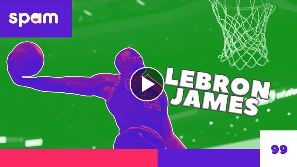 LA STORIA DEL PRESCELTO DELL'NBA (m)