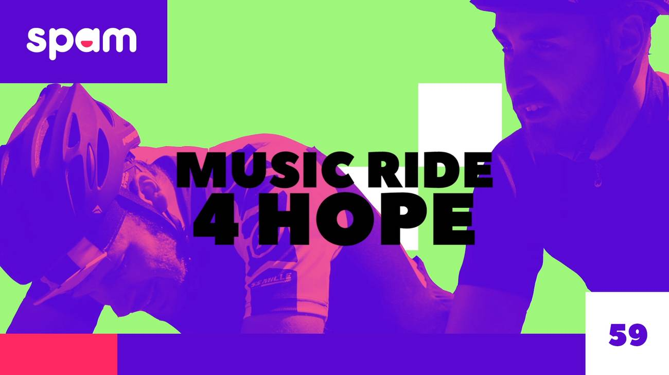MUSIC RIDE FOR HOPE (l)