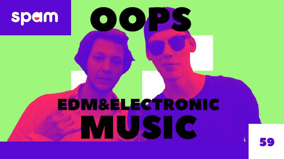 OOPS EDM ELECTRONIC FESTIVAL (m)