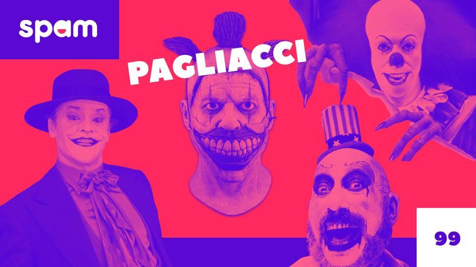 PAGLIACCI AL CINEMA (m)