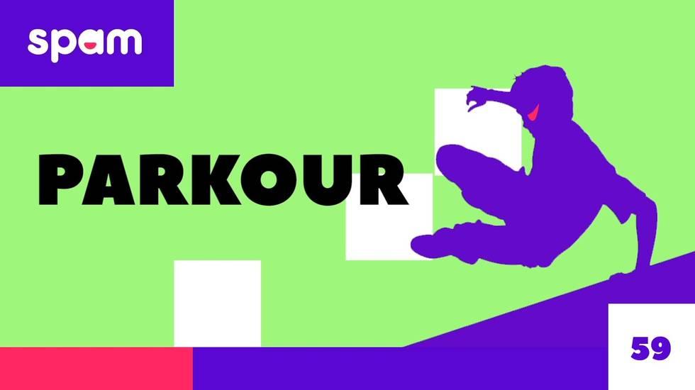#SPORT PARKOUR (m)