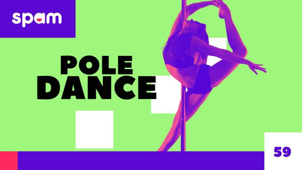 #Sport POLE DANCER (m)