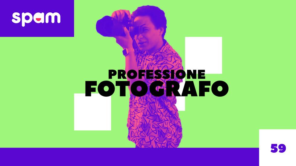 PROFESSIONE FOTOGRAFO (m)