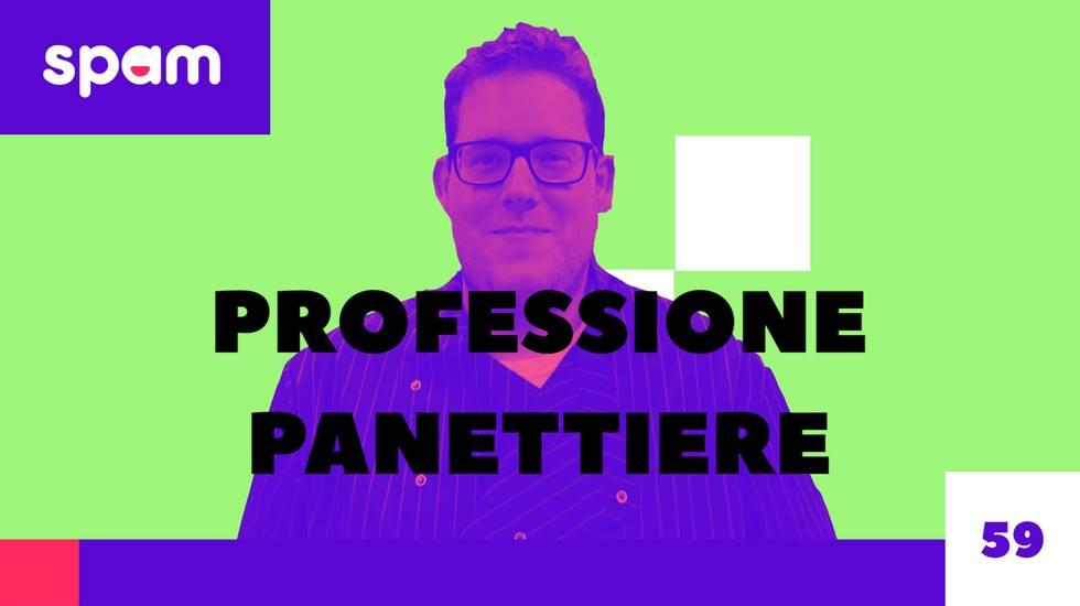 PROFESSIONE PANETTIERE (m)