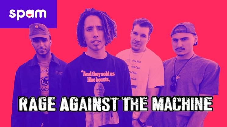 RAGE AGAINST THE MACHINE (s)