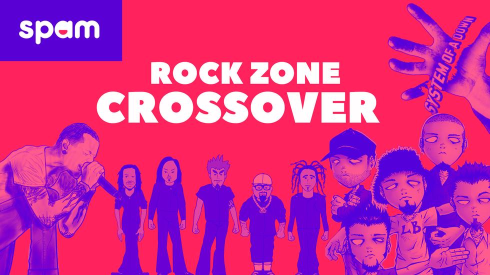 ROCK ZONE CROSSOVER (m)