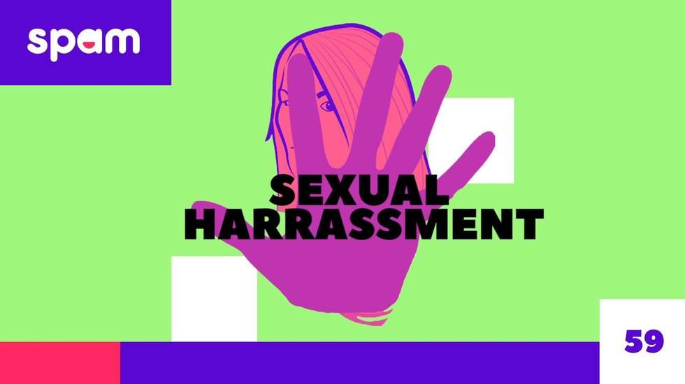 SEXUAL HARRASSMENT (m)