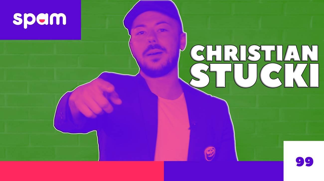 #SPALLEALMURO CHRISTIAN STUCKI (l)
