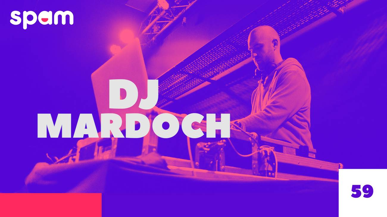 DJ MARDOCH (l)